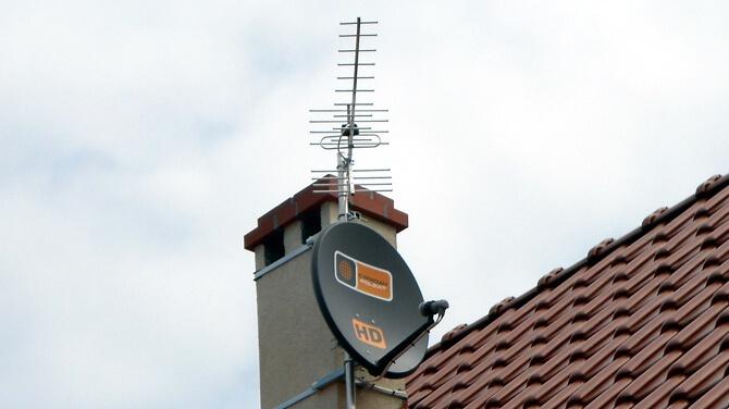 Anteny Satelitarna i Naziemna