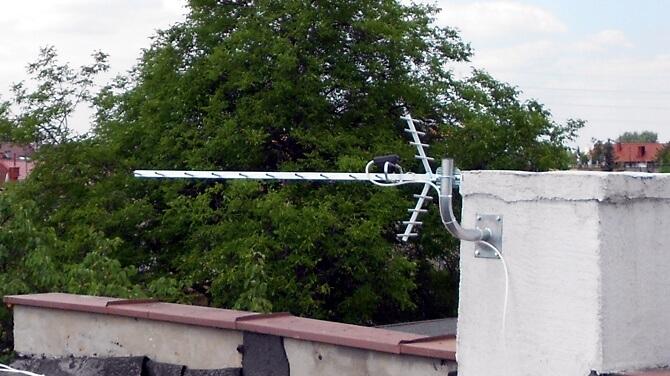 Instalacja Anteny Naziemnej