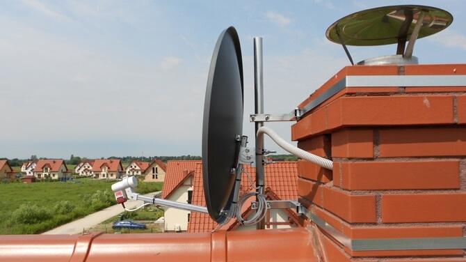 Instalacja Anteny Satelitarnej