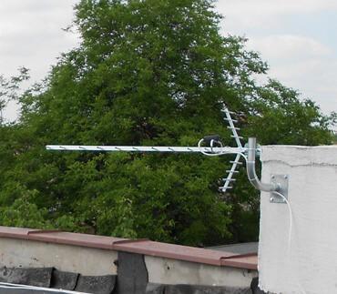 Montaż Anten Naziemnych