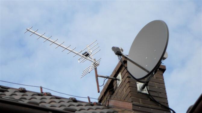 Instalacja Anten Sat i Dvb-T