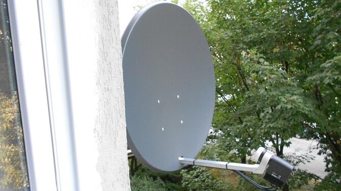 Montaż Anteny Sat